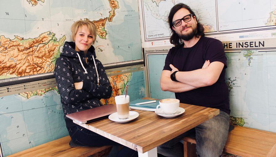 """Interview#3: Hasumsi mit Sandra und Ralf – """"Die dunkle Seite der Macht"""""""