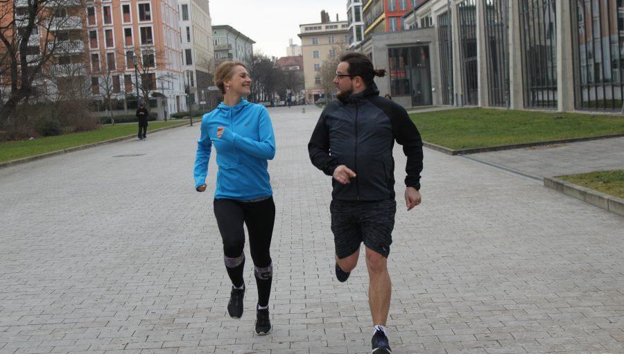"""Interview#2: Sandra mit Ralf """"Das andere Leben, das Schreiben und der Sport"""""""