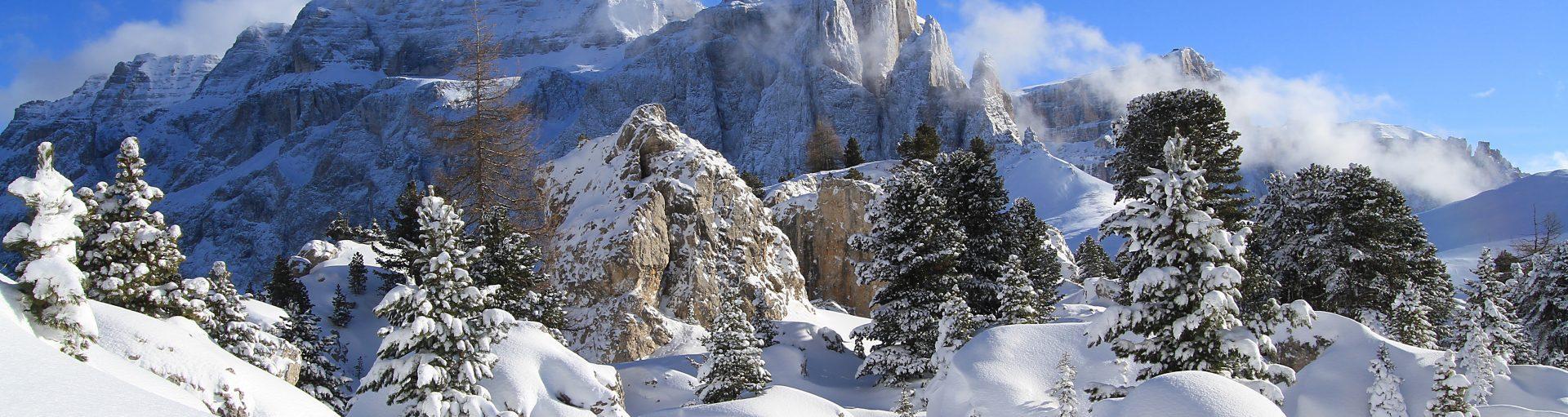 Val Gardena – Weiße Traumwelt